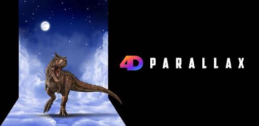 4D Live Wallpapers 4K/3D Backgrounds: 4D PARALLAX apk