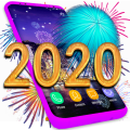 Fireworks Live Wallpaper 🎆 2020 New Wallpapers Icon