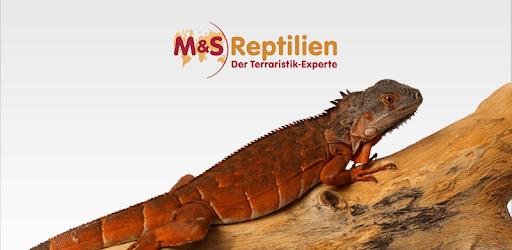 M&S Reptilien. Der Terraristik apk