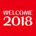 Welcome 2018 Icon