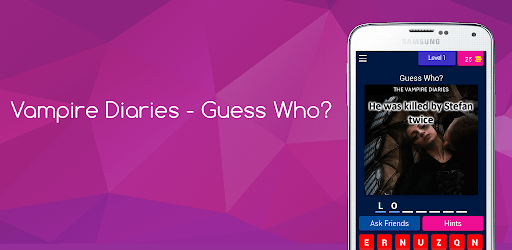The Vampire Diaries - Guess Who? apk