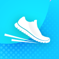 W Step Counter - Pedometer, Walking Step Tracker Icon