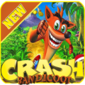 Crash Bandicoot Runners Adventure Icon