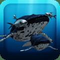 3D Sea Fish Live Wallpaper HD Icon