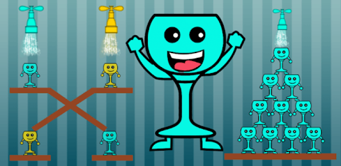 Fill the Glass with Water apk