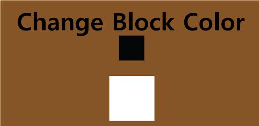 Change Block Color - centered apk