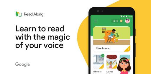 Read Along by Google: A fun reading app apk