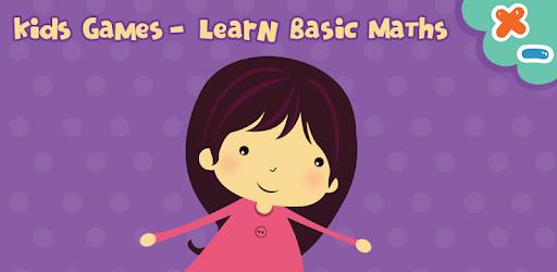 Educational Math Games - Kids Fun Learning Games apk