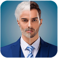 Make me old photo editor - old men Face Changer Icon