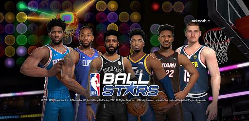 NBA Ball Stars apk