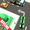 3D Traffic Rider - Traffic Run Game Icon