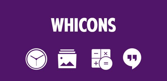 Whicons - White Icon Pack apk