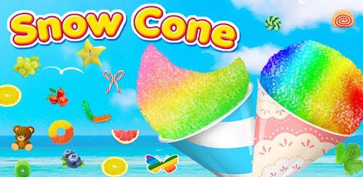 Summer Icy Snow Cone Maker apk