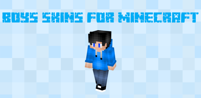 Boys Skins for Minecraft PE apk