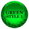 Green Icon Pack Style 5 ✨Free✨ Icon