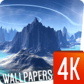 Land of fantasy wallpapers 4k Icon