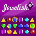 Jewelish Match Game Icon