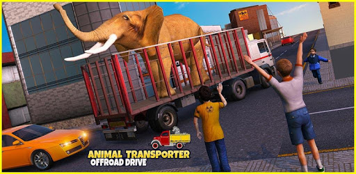 Animal Transporter Offroad Drive apk