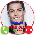 Ronaldo Call You: Fake Video Call Prank Icon