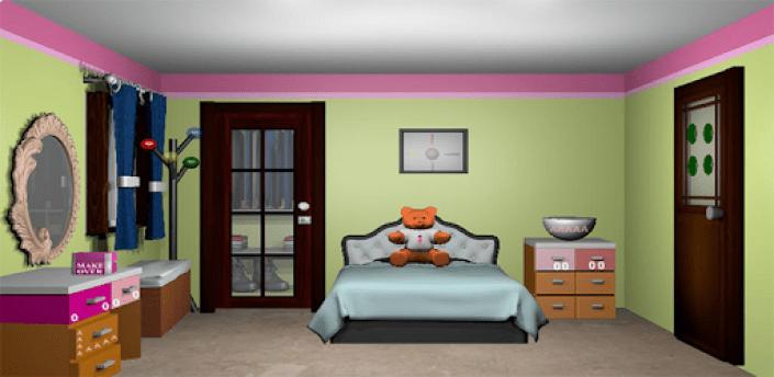 3D Escape Games-Puzzle Rooms 8 apk
