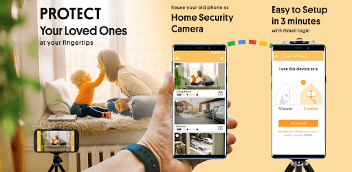 Alfred Video Home Surveillance Camera/Baby Monitor apk