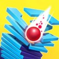 Ball vs Stack 3D | Blast through platforms Icon