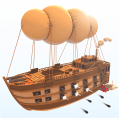 Battles of airships : Airfort Icon