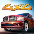 Drag Racing 4x4 Icon