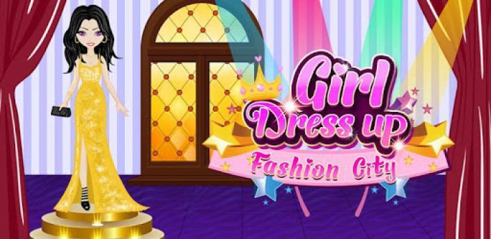 Shopping Fashion City - Dress Up Girl apk
