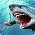 Shark Attack Wild Simulator Icon