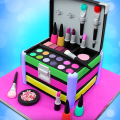 Make Up Cosmetic Box Cake Maker -Best Cooking Game Icon