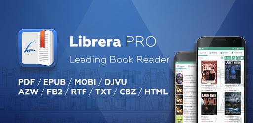 Librera PRO - eBook and PDF Reader (no Ads!) apk
