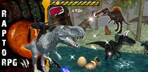 Raptor RPG - Dino Sim apk