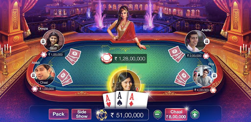 Teen Patti Gold - 3 Patti, Rummy, Poker Card Game apk