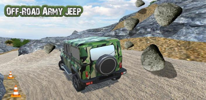 Off-road Army Jeep apk
