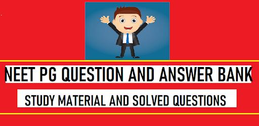 NEET PG Entrance Exam Question Bank Study Material apk
