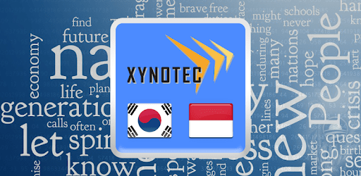 Korean<->Indonesian Dictionary apk
