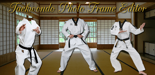 Taekwondo Photo Frame Editor apk