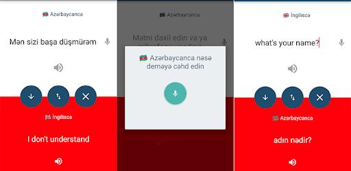 English Azerbaijan Translator apk