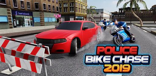 US Police Bike Chase 2020 apk