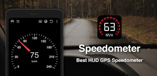 Speedometer - GPS, Distance Meter, HUD apk