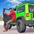 Offroad Jeep Driving Adventure Free Icon