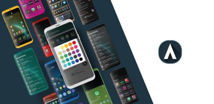 Apolo Launcher: Boost, theme, wallpaper, hide apps apk