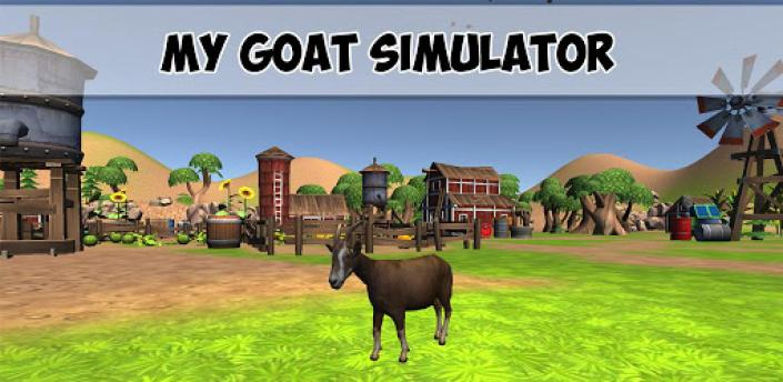 My Goat Simulator apk