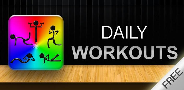 Daily Workouts - Exercise Fitness Workout Trainer apk