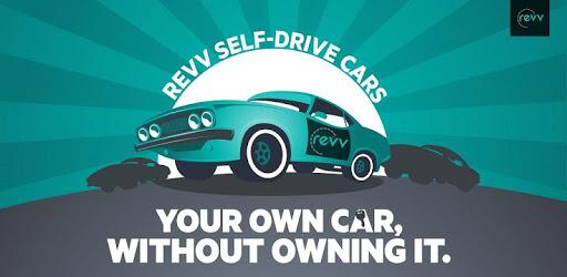 Revv App - Self Drive Car Rental Services in India apk