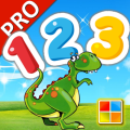 123 Numbers Flashcards PRO (Learn English Faster) Icon