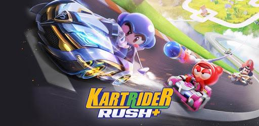 KartRider Rush+ apk