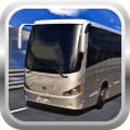 City Bus Driving Simulator 3D Icon