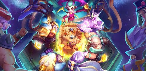 Legends Tactics: League of Teamfight apk